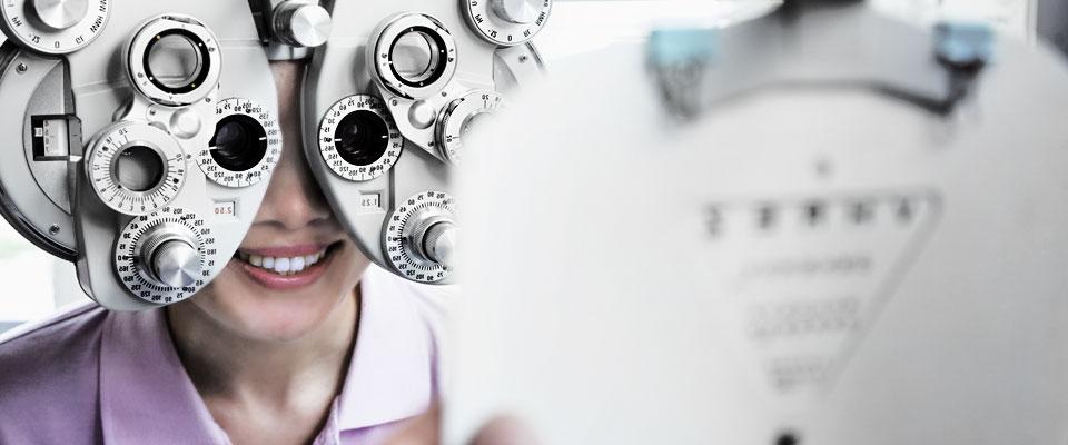 eye disease diagnosis, treatment